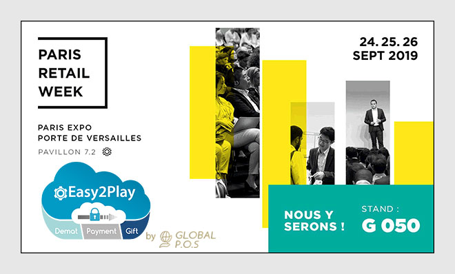Easy2Play : Paris Retail Week 2019