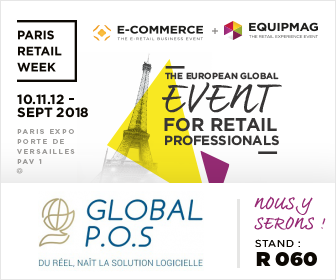 Global P.O.S à la Paris Retail Week 2018