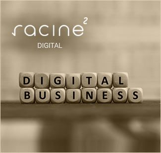 Racine², solution digitale point de vente